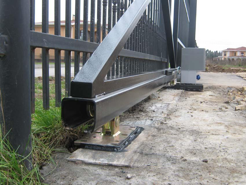 Для откатных ворот фото ворота автоматические бирск